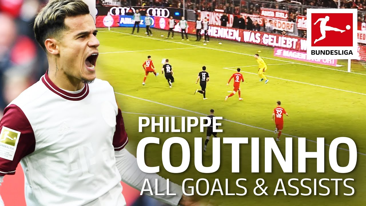 Download Philippe Coutinho - All Goals And Assists 2019/20