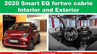2020 Smart EQ fortwo cabrio - Interior and Exterior - Auto Review