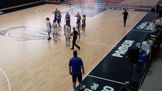 Grecia Finlandia 16.8.2018 Fourth quarter; L'Alqueria del Basket del Valencia