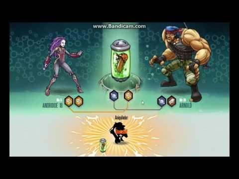 Las mejores hibridaciones l Mutants Genetic Gladiators