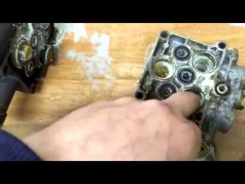 How to repair a pressure washer