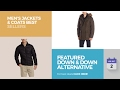 Featured Down & Down Alternative Men's Jackets & Coats Best Sellers