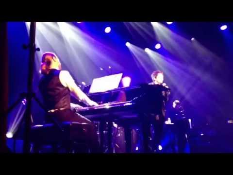 Alkistis Protopsalti Je suis malade Live in Paris Piano:Thomas Kontogeorgis