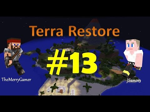 Minecraft - Terra Restore CTM with TheMerryGamer - Episode 13 thumbnail