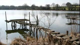 La Peche (French Fishing) Pontoon ,Pouance, Pays de la Loire