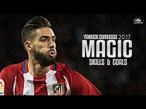 Yannick Carrasco Magic Dribbling Skills & Goals 2017 | HD ...