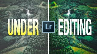 5 Signs You're UNDER-EDITING Landscape Photos