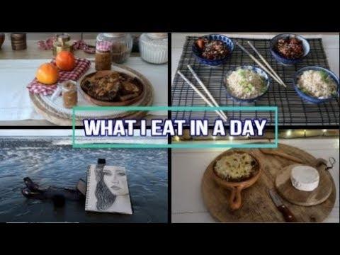 ❤️confiture-de-kaki-gÉnÉral-tao-vegan--soupe-Å-l'oignon❤️what-i-eat-vegan-and-cosy❤️3-recipes