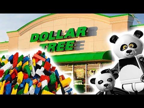 DOLLAR TREE LEGOS!!! (Cheap Crap #31)
