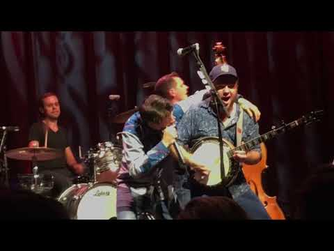 Old Crow Medicine Show The Forum Melbourne 1 October 2017Tell It To Me