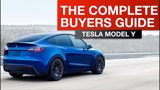 Tesla Model Y Ultimate Buyers Guide