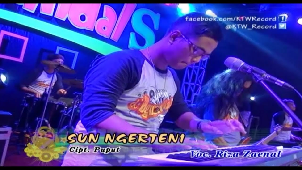 Riza Zaenal - Sun Ngerteni - [Official Video] - YouTube