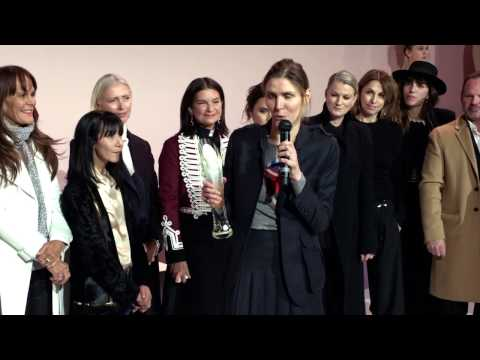 Watch now: 2016/17 International Woolmark Prize global final