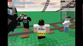 Roblox Minecart et Track!