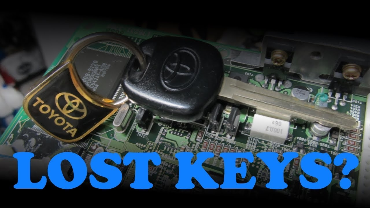 DIY: Immobilizer Hacking for Lost Keys or Swapped ECU: 9