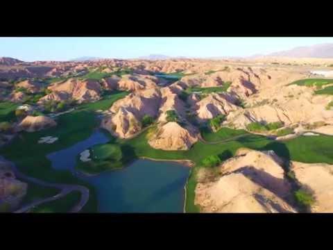 Wolf Creek - Mesquite Nevada USA by Eagle-Eye Aerials