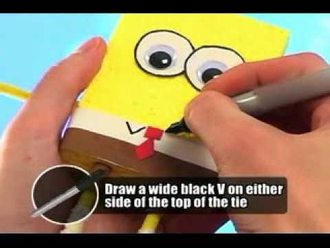 Thumbnail: How to make Spongebob Squarepants