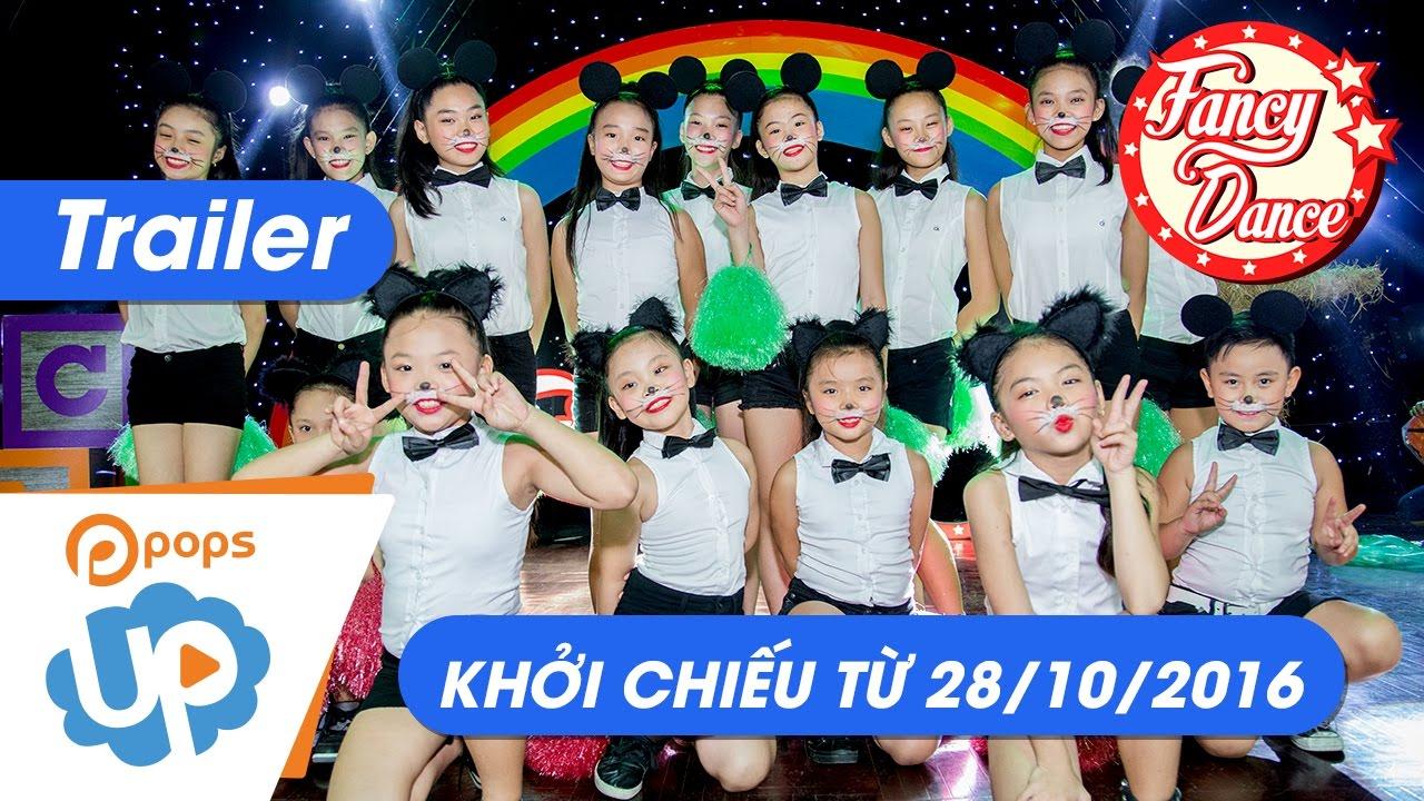 Fancy Dance - Trailer - POPS Up | Dance with Kids