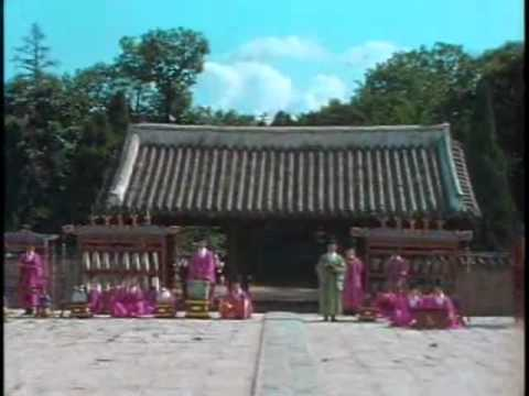 So-Mu (Royal Ancestor's Music) - Ah-Ahk (Korean Court Music)