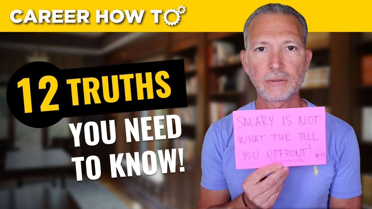 Download 12 Hiring Truths Every Job Seeker Should Know