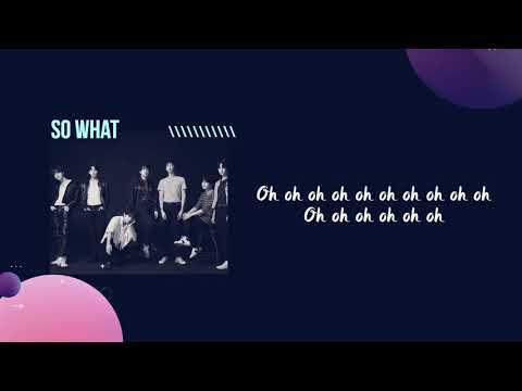 【韓中字幕】BTS 防彈少年團 - So What