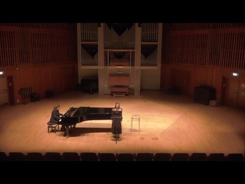 MA Recitals 20-03-2019 - Cynthia