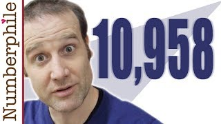 The 10,958 Problem - Numberphile