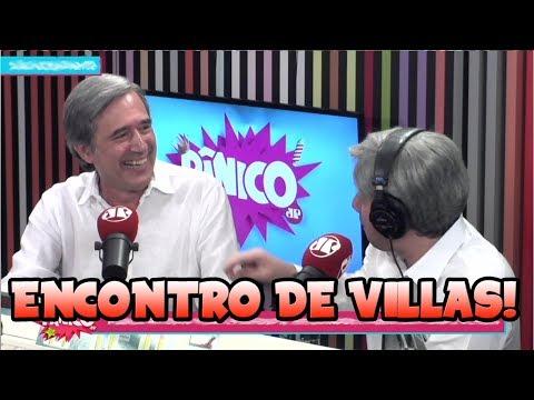 Pânico 2019 - Episódio 227 | VILLA FOI NO PÂNICO E TODO MUNDO RIU!