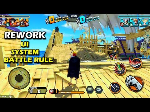 ONE PIECE Bounty Rush 2019 - Rework UI And Gameplay