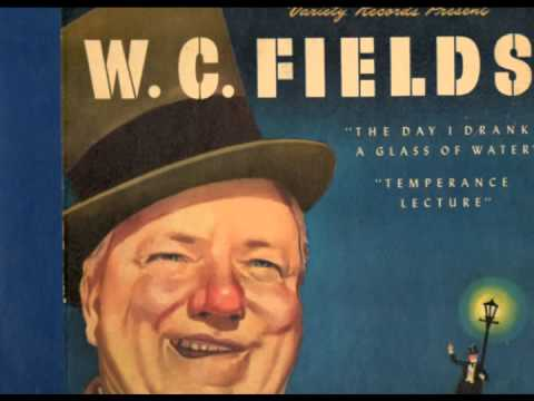w c fields the day i drank a glass of water 1946 youtube. Black Bedroom Furniture Sets. Home Design Ideas