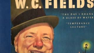 W. C. Fields:The Day I Drank A Glass Of Water (1946)