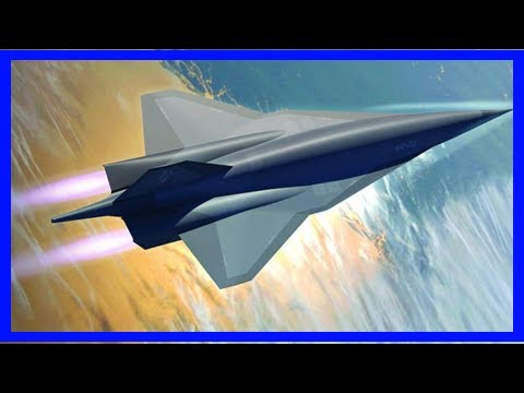 Breaking News | Hypersonic sr-72 demonstrator reportedly spotted at skunk works
