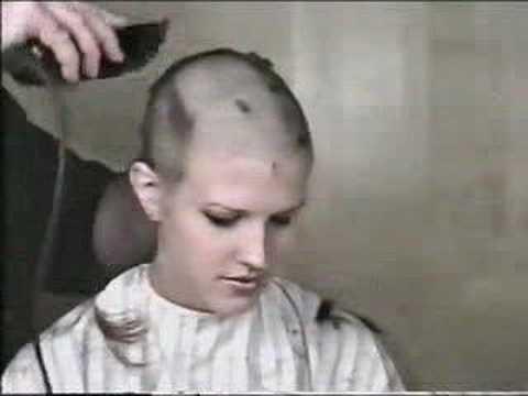 Buddhist Nun Head Shave Avi Doovi