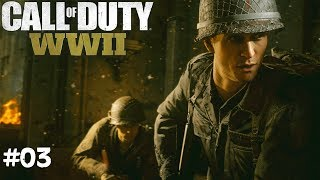 Call of Duty: WWII ★ Story #03 - Die Festung - Gameplay Let's Play Call of Duty: WWII Deutsch