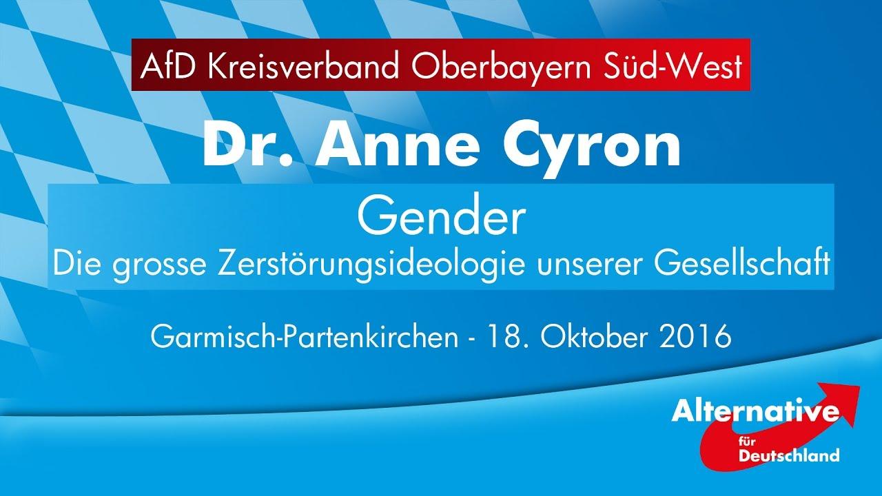 Gender Afd