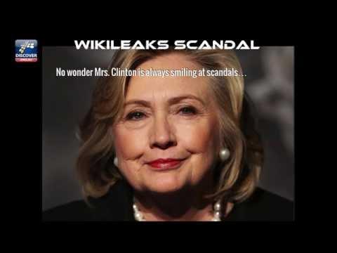 My DREAM of HILLARY Clinton | Why Wikileaks Julian Assange Matter