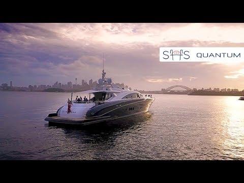 QUANTUM Yacht Sydney   Sydney Harbour Specialists Concierge Cruise 2017