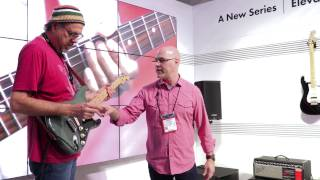 The New American Professional Series from Fender USA  •  NAMM 2017