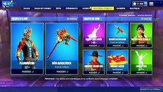 BOUTIQUE FORTNITE DU 5 FÉVRIER 2019 - FORTNITE ITEM SHOP FEBRUARY 5 2019 - Nouveau SKIN