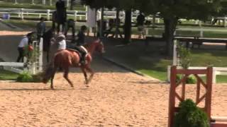 Video of THREE RIVERS ridden by JENNIFER WALLEN from ShowNet!