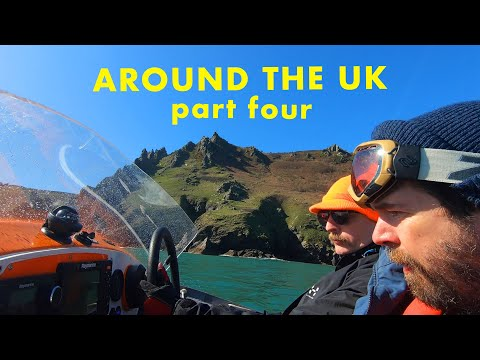 The Castle - 1700miles In A Tiny Speed Boat - Part 4