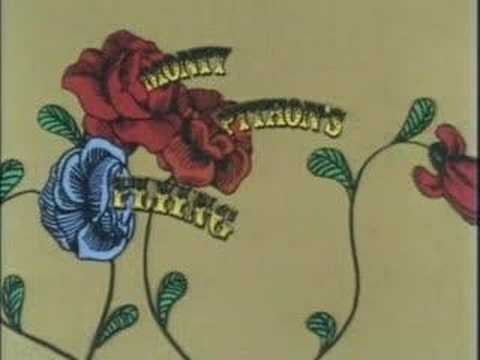 Monty Python's Flying Circus Intro