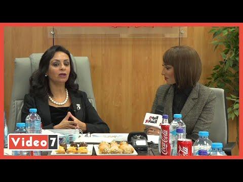 رئيسة المجلس القومى للمرأة توجه رسالة للأمهات بسبب المغالاة فى تجهيز بناتهن