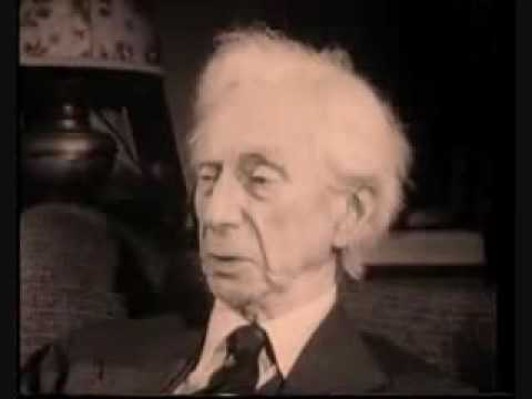 Bertrand Russell Interview: 50 Years Later (2/3)