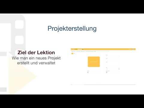 Tutorial von usBIM.platform ONE - Projekterstellung - ACCA software thumbnail