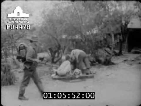 'C' Coy 1 RAR exercise on Penang Island DPR/TV/1356
