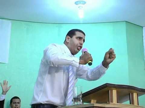 Pr Marcos Queiroz - O Sobrenatural de Deus