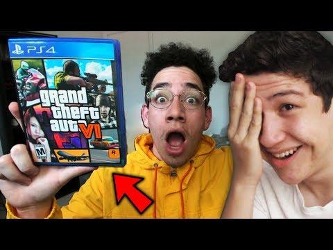 ESTE YOUTUBER DICE QUE YA TIENE EL GTA 6... Grand Theft Auto VI thumbnail