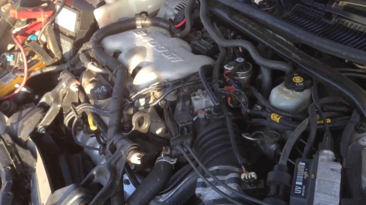 Maxresdefault on 2005 Chevy Malibu Engine