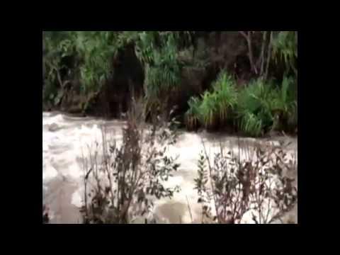Kauai county struck by harsh rain